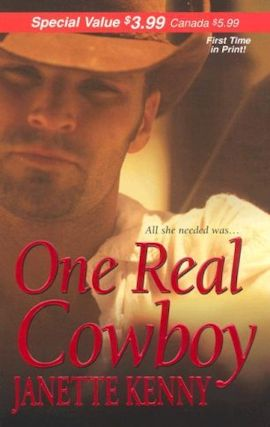 One Real Cowboy