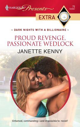 Proud Revenge Passionate Wedlock